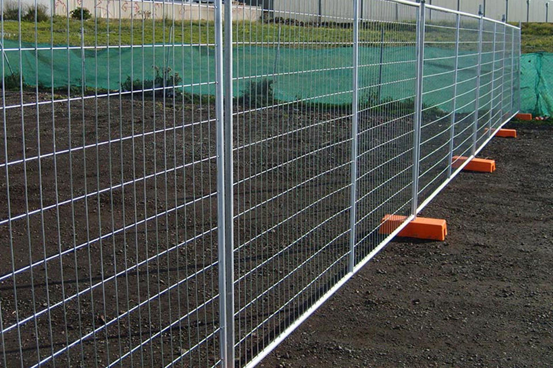 temporary fence rentals
